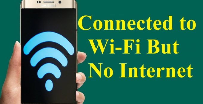 hotspot connect to wifi but no internet
